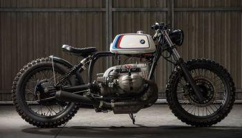BMW R100 Bobber #58 by Cafe Racer Dreams