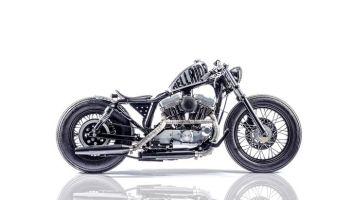 Harley Davidson Bobber by Young Guns Speed Shop