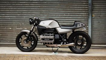 BMW K100 Cafe Racer by Flying Brick