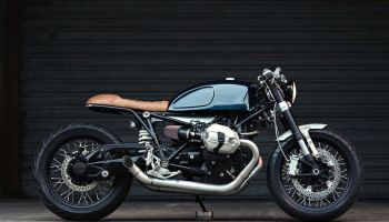 BMW R nineT Cafe Racer - Clutch Custom Motorcycles 1