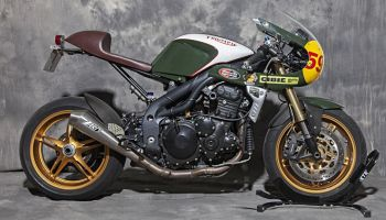 Triumph Speed Triple Cafe Racer - XTR Pepo 1
