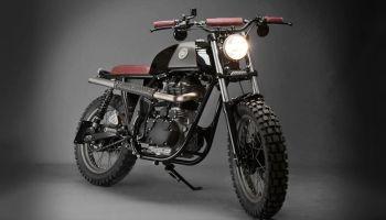 Royal Enfield Scrambler - Analog Motorcycles 1