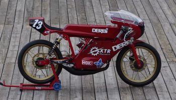 Derbi Cafe Racer Bala Roja - XTR Pepo 1