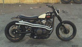 Yamaha SCR950 by Brat Style