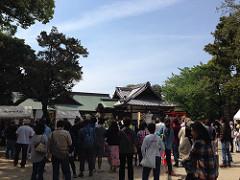 兵主神社、イベント「GENTEN」にて