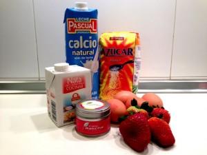 Ingredientes usados