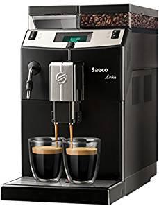 Cafetera superautomática saeco, cafe te arte