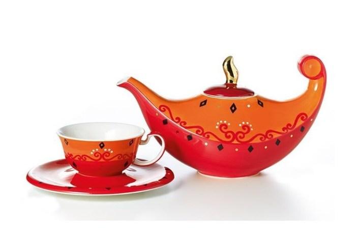 Juego de té Aladino Café Té Arte