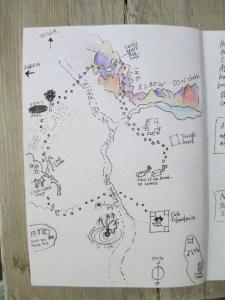 linda's map