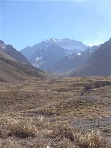 Pico do aconcagua