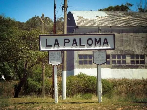Carnaval em La Paloma