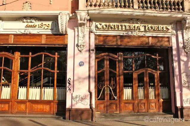 Confeitaria-Torres Santiago