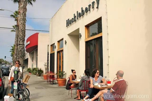Huckleberry Bakery Cafe