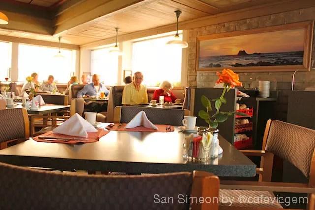 café da manhã em ambiente típico americano, love it!