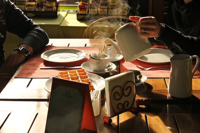 Waffle Hotel L'Auberge21