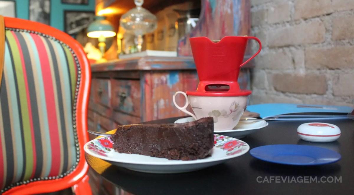 cafés em Po