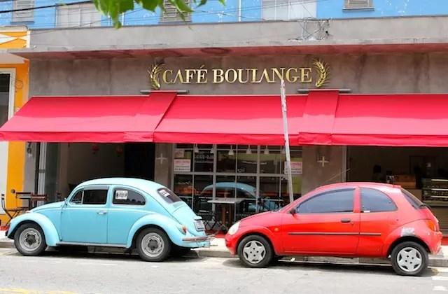 Café com delícias francesas
