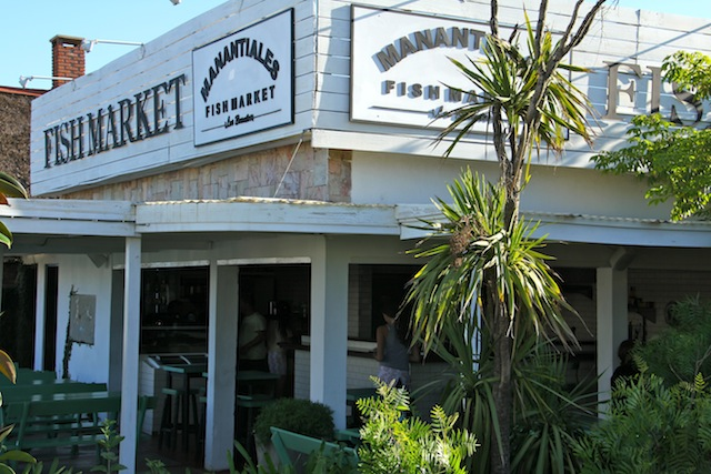 Fish-Market Punta del Este