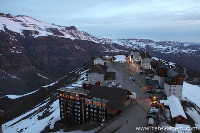 Valle Nevado Hoteis