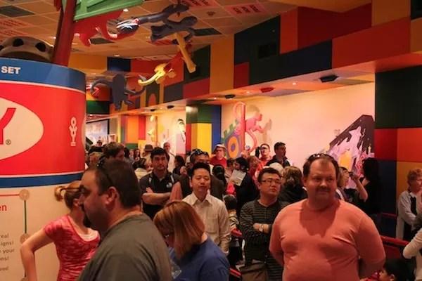 filas de uma hora: o quebra encanto Disney!