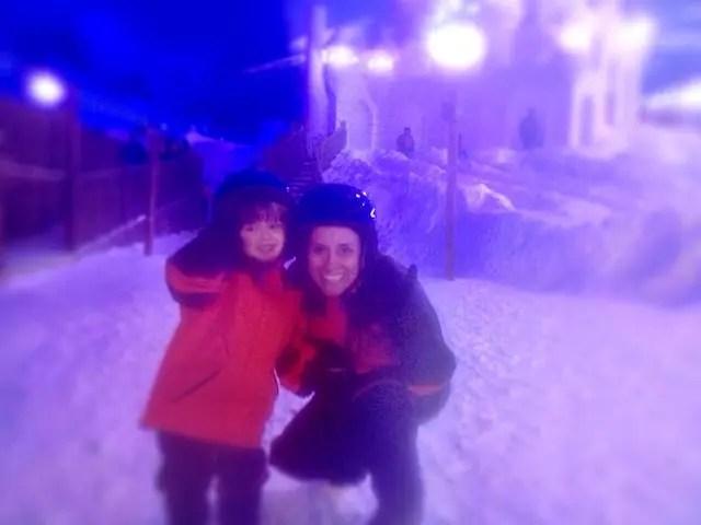 Snowland joana