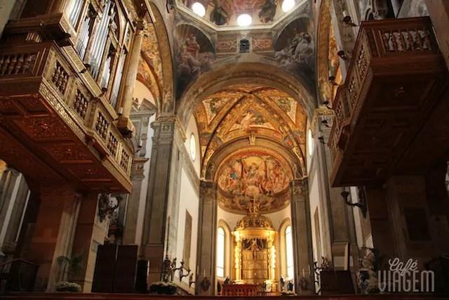 O impressionante Duomo de Parma