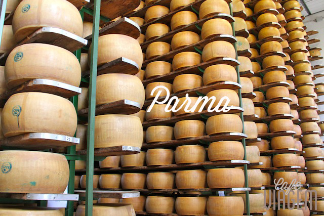 Parma-Parmigiano