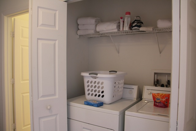 a lavanderia no capricho