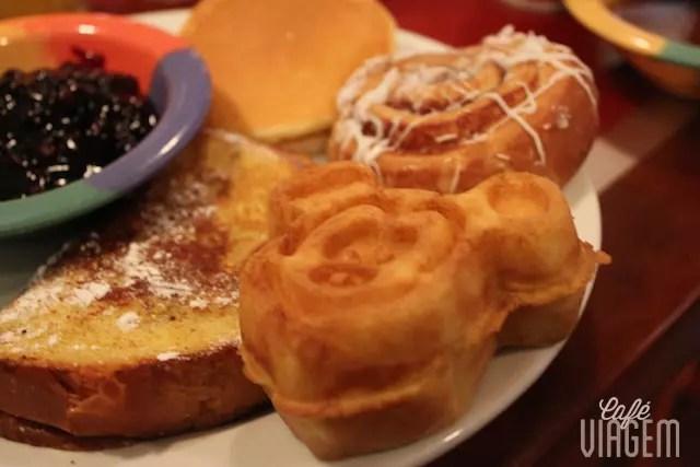 Chef Mickey's Orlando