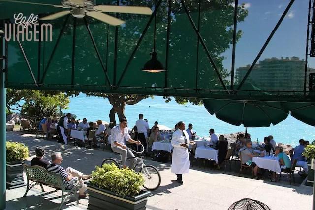 onde comer em Miami