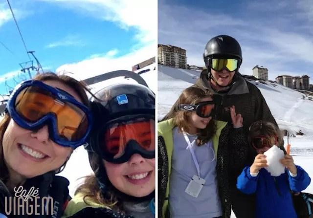 Valle Nevado com crianças copy