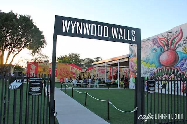 Entrada principal, ao lado do Wynwood Kitchen & Bar