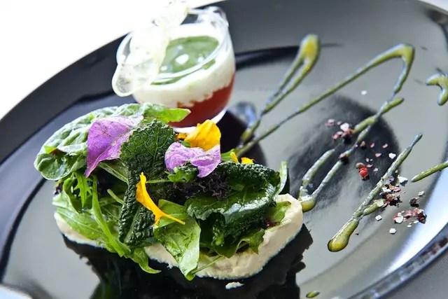 prato restaurante Zafferano. Foto site/divulgação Mantra