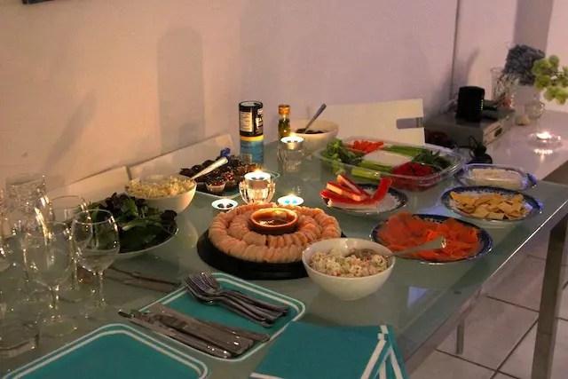 Se sentindo em casa, fizemos até festa de aniversário do mraidex (a data foi o motivo da nossa viagem!)