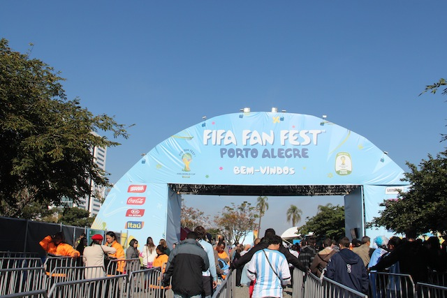 Fan Fest Porto Alegre