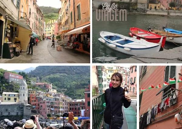 Vernazza, ao lado de Monterosso