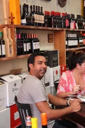 O proprietário do Bolivar: Jairo Hurtado