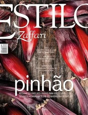 Capa da edição da revista onde saiu a matéria!