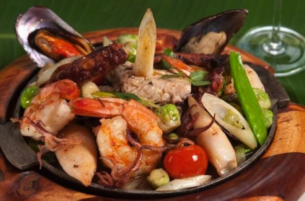 Foto site : www.restauranteacqua.com.br
