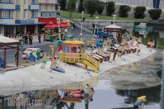 A Miami Beach do Miniland