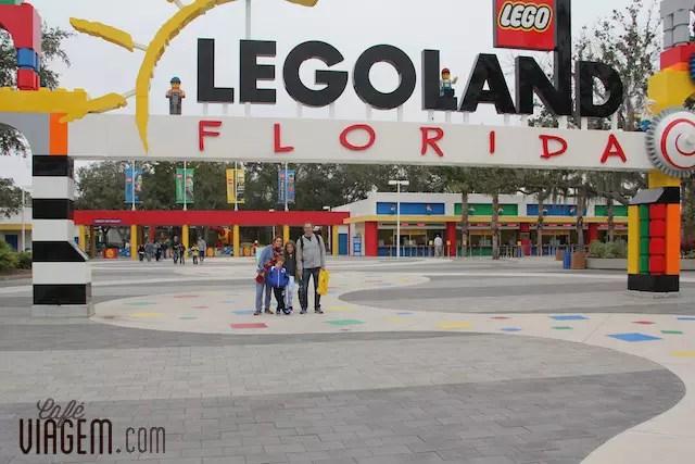 Legoland Florida parque