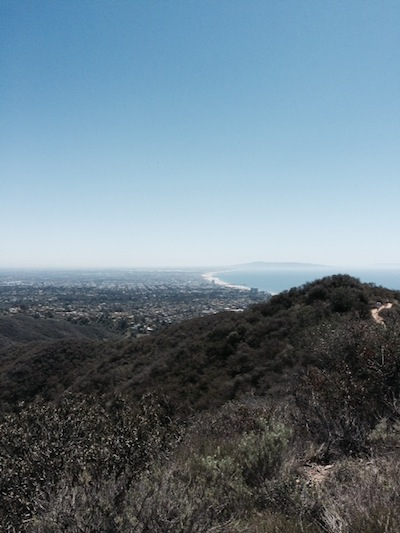 hiking do Temescal