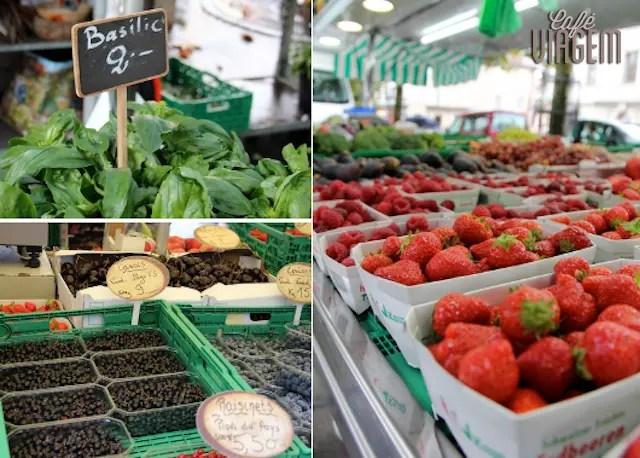 As delícias do mercado da praça no verão. Prove o casis!!