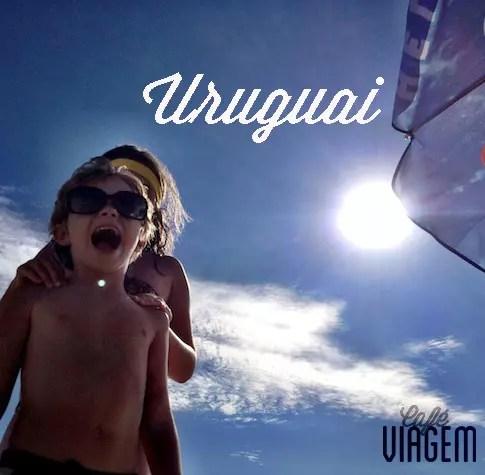 Uruguai com criancas