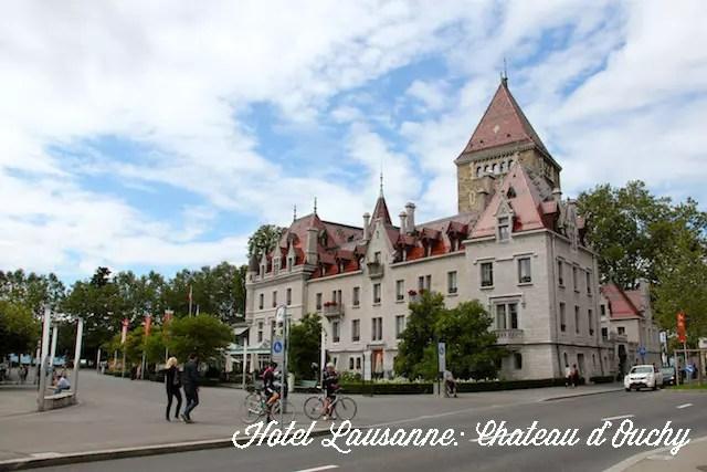 Chateau D'Orchy Lausanne (9)