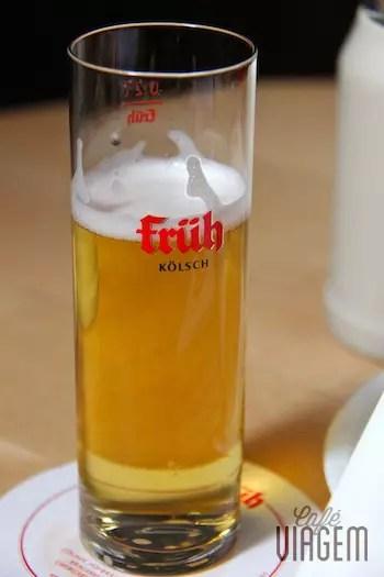 A cerveja de Colônia: Kölsch Bier