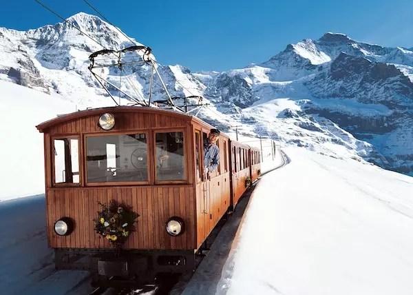O que fazer em Interlaken Jungfrau