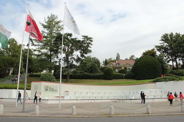 Museu Olimpico Lausanne