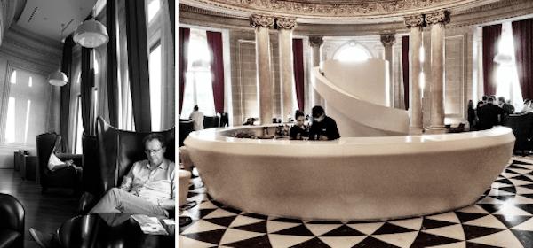 Sofitel Montevideo gastronomia