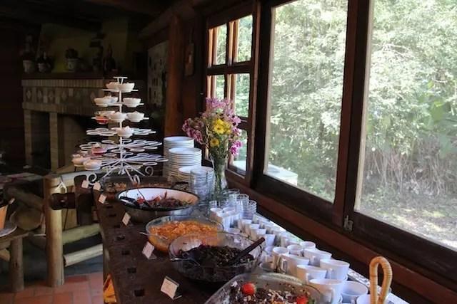 As mil maravilhas da mesa de sobremesas